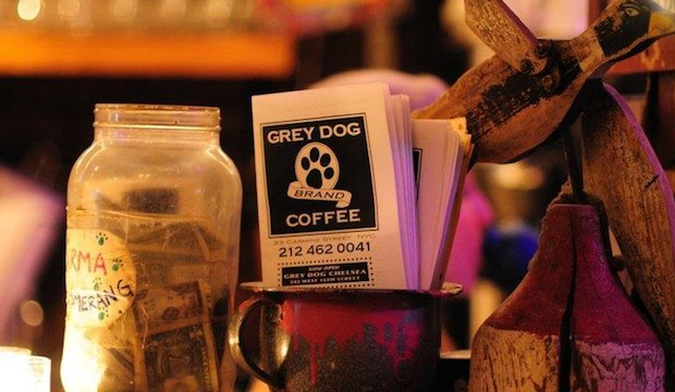 The Grey Dog: Recommended by: John Jannuzzi (Senior Digital Editor, GQ)
