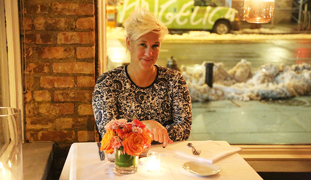Anne Burrell: On Challenging Geoffrey Zakarian and Women in Food