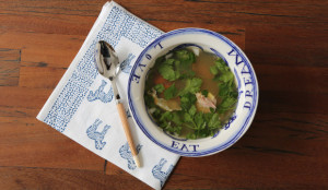 easy classic chicken soup