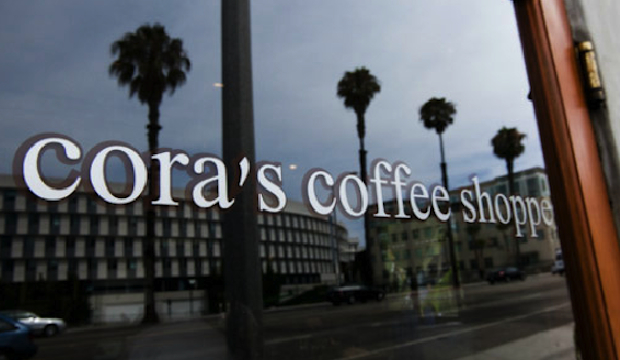 Cora's Coffee Shoppe: Recommended by: Reece Solomon (Handbag Designer)