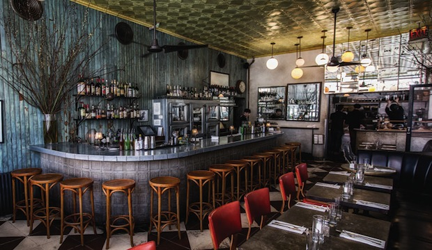 Cafe Colette: Recommended by: Andrew Bevan (Style Features Director, Teen Vogue), Billie Lourd (Actress)