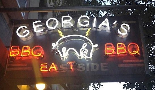 Georgia's East Side BBQ: Recommended by: John Jannuzzi (Senior Digital Editor, GQ)