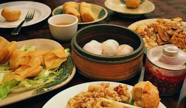 Vegetarian Dim Sum House: Recommended by: Alicia Silverstone (Actress)