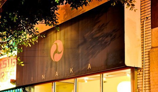 Inaka: Recommended by: Alicia Silverstone (Actress)