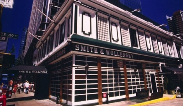 Smith & Wollensky: Recommended by: Anne Burrell (Chef/Host, Worst Cooks In America)