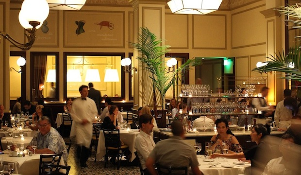 Bouchon Bistro: Recommended by: Camilla Belle (Actress), Jaime King (Actress), Chris Stang (The Infatuation)