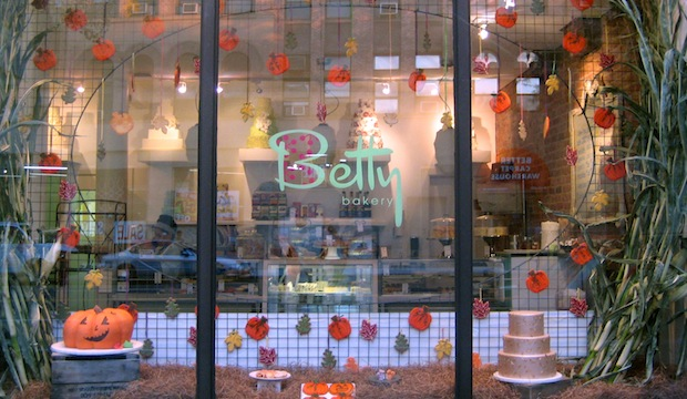 Betty Bakery: Recommended by: Julie Ann Orsini (Fashion Archivist)