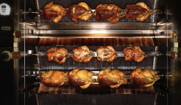 Rotisserie Georgette: Recommended by: Jamie Wolff (Jewelry Designer)