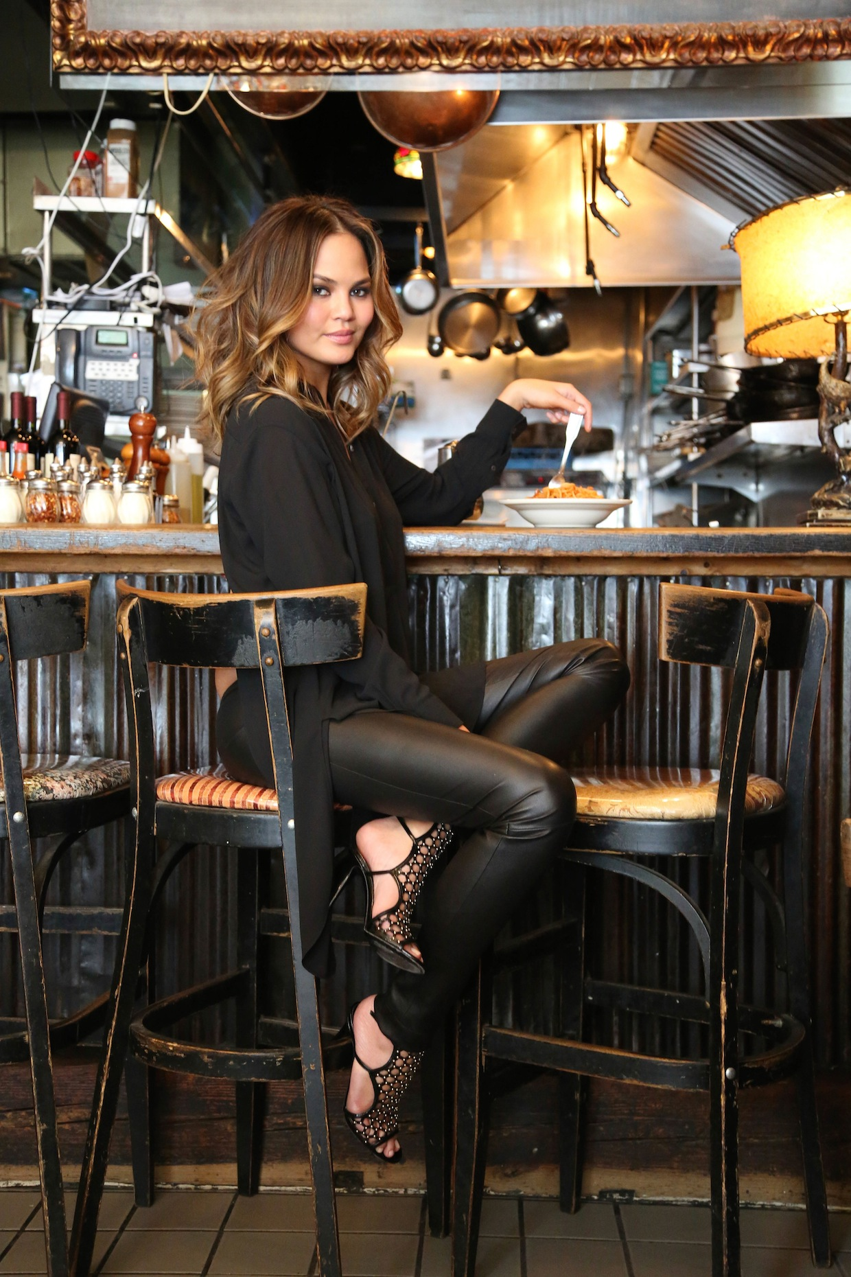 Chrissy Teigen, Model, Interview 2015