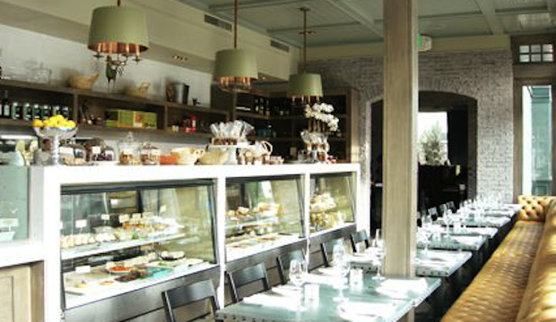 The Larder at Tavern: Recommended by: Camilla Belle (Actress), Jenni Kayne (Fashion Designer)