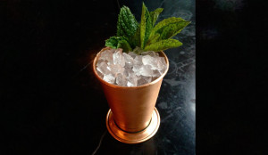 mint julep recipe easy to make