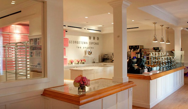 Georgetown Cupcake: Recommended by: Camilla Belle (Actress)