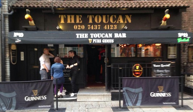 The Toucan: Recommended by: Piper Perabo (Actress)
