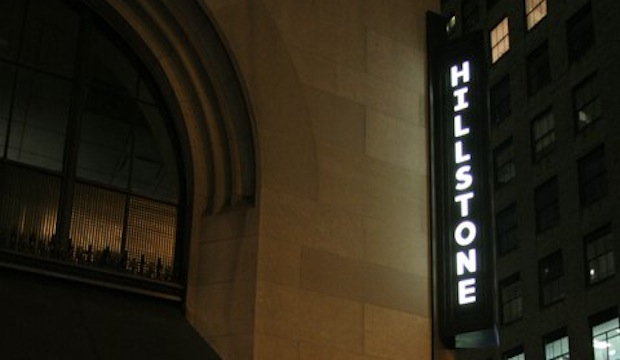 Hillstone: Recommended by: Kyle Anderson (Accessories Director, Marie Claire)