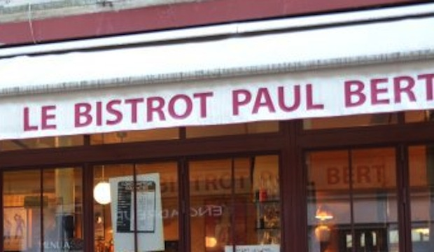 Bistrot Paul Bert: Recommended by: Katie Lee (Host, The Kitchen), Stephanie March (Actress)
