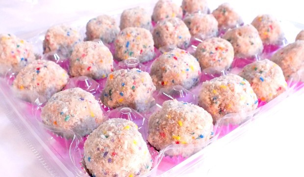 Birthday Cake Truffles From Christina Tosi Momofuku Milk Bar The