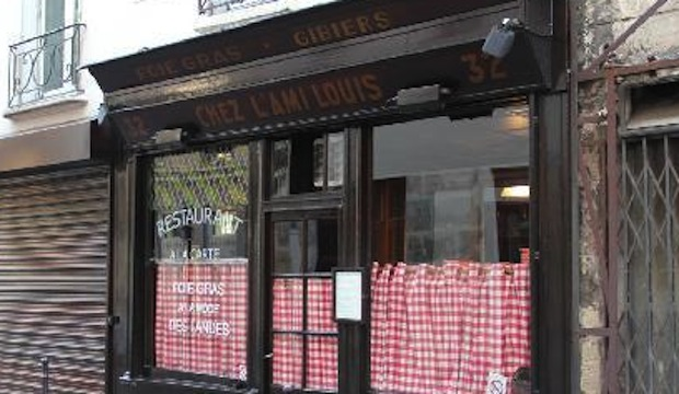 L'Ami Louis: Recommended by: Katie Lee (Host, The Kitchen), Sara Foster (Actress), Thalia (Singer)