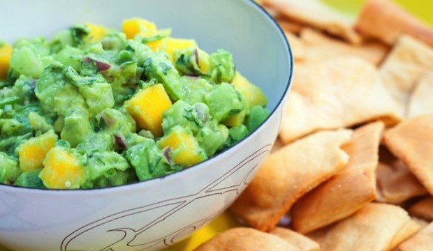 easy to make guacamole