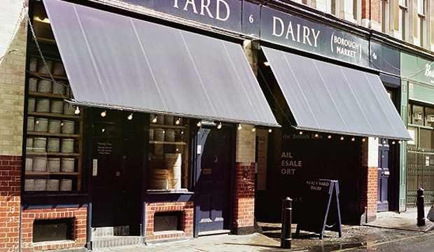 Neal's Yard Dairy: Recommended by: Seamus Mullen (Tertulia), Joe Campanale (Epicurean Management Company)