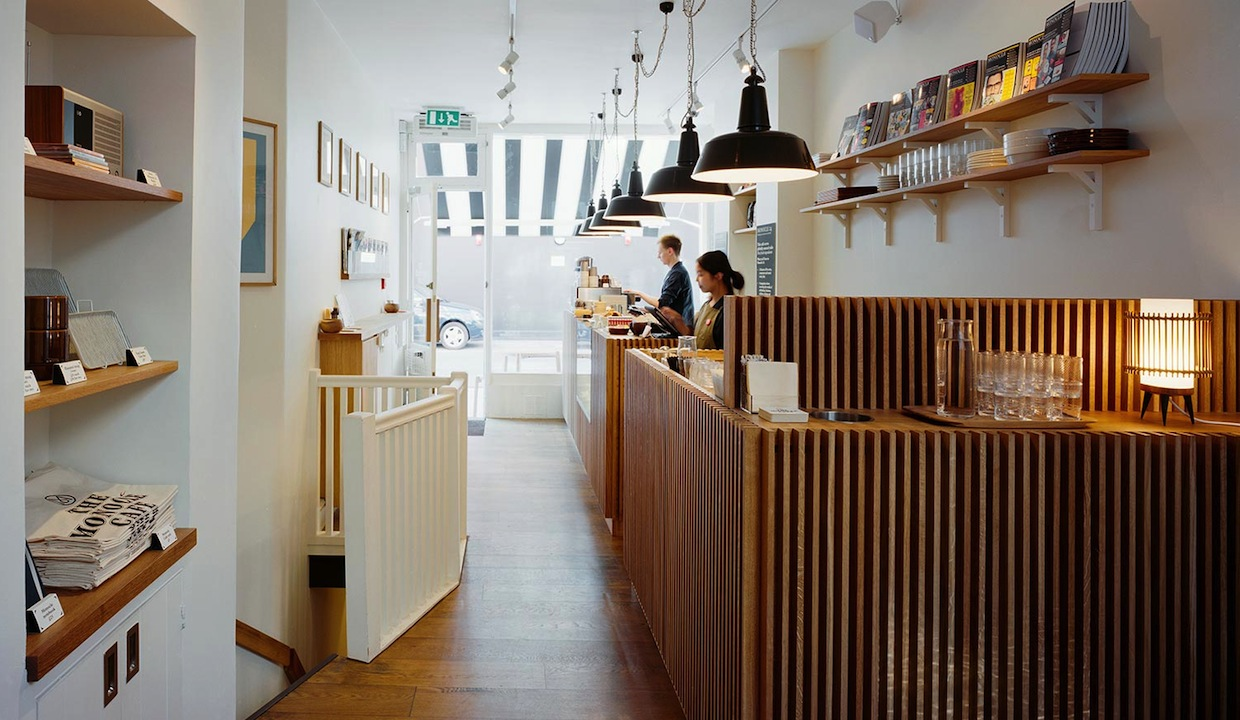The Monocle Café: Recommended by: Alexandra Shulman (Editor-in-Chief, British Vogue)