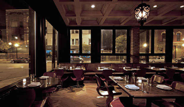 Nightwood: Recommended by: Anne Burrell (Chef/Host, Worst Cooks In America)