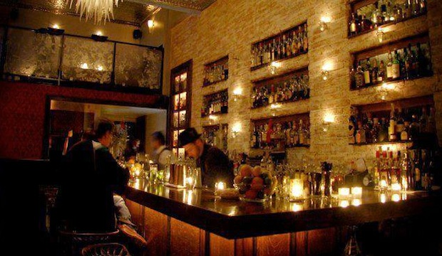 Bourbon and Branch: Recommended by: Daniel Holzman (Co-Owner, The Meatball Shop)