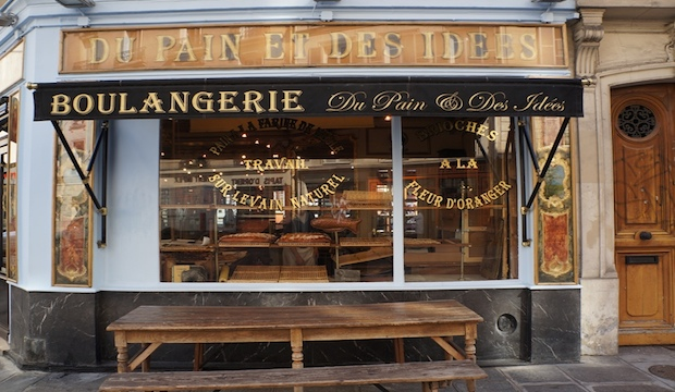 Du Pain et Des Idees: Recommended by: Andrew Carmellini (Chef/Owner, The Dutch)