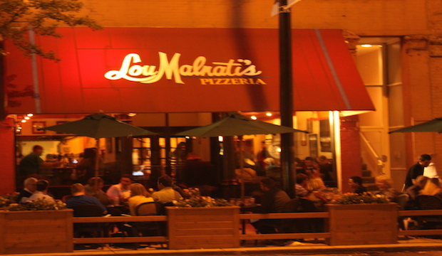 Lou Malnati's Pizzeria Wicker Park: Recommended by: Anne Burrell (Chef/Host, Worst Cooks In America)