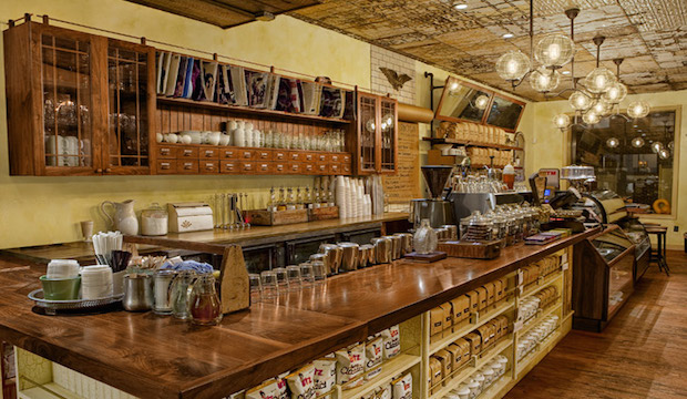 One Shot Coffee: Recommended by: Marc Vetri (Chef/Owner, Vetri Ristorante)