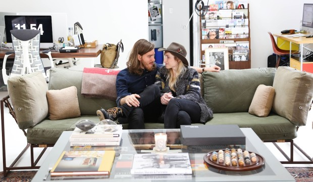 Meet The Rhoads: The Effortlessly Cool Couple On Photography And Moscow Mules