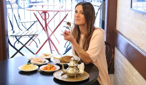 Eden Grinshpan: On Eating For A Living And Staying Healthy