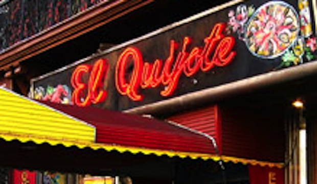 El Quijote: Recommended by: Mike Doyle (Actor)