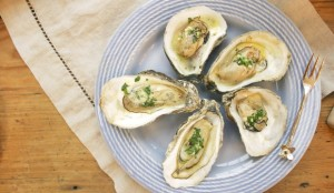 grilled oyster recipe