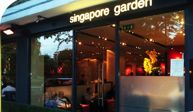 Singapore Garden: Recommended by: Lorraine Candy (Editor-in-Chief, ELLE UK)