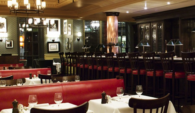Dean Street Townhouse: Recommended by: Lorraine Candy (Editor-in-Chief, ELLE UK), Ed Weeks (Actor)