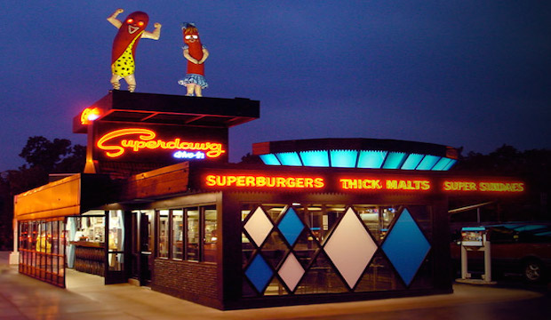 Superdawg: Recommended by: Micah Wexler (Chef/Owner, Mezze)
