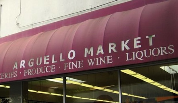 Arguello Market: Recommended by: Nate Appleman (Finalist, The Next Iron Chef)