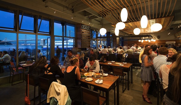 Hog Island Oyster Co.: Recommended by: Daniel Holzman (Co-Owner, The Meatball Shop), Peter Som (Designer), Marc Forgione (Chef)