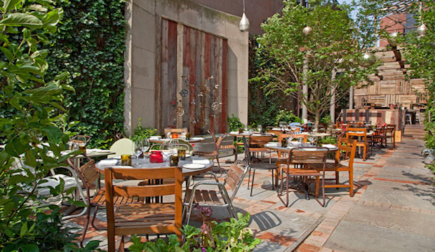 Talula's Garden: Recommended by: Sean Tice and Kristy Hadeka (Founders, Brooklyn Slate), Daphne Oz (Host, The Chew)
