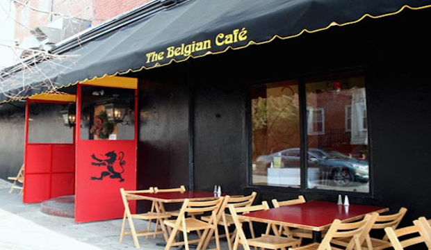 The Belgian Cafe: Recommended by: Marc Vetri (Chef/Owner, Vetri Ristorante)