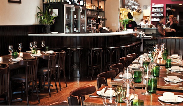 SPQR: Recommended by: Laura Maniec (Owner, Corkbuzz)