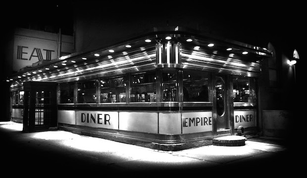 Empire Diner: Recommended by: Michele Promaulayko (Editor-in-Chief, Yahoo Health)