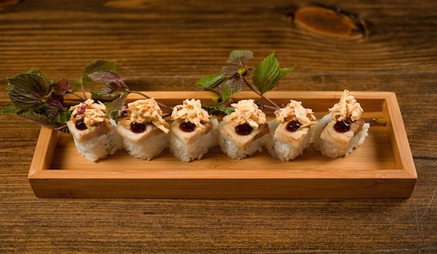 Pubbelly Sushi: Recommended by: Tracy Anderson (Tracy Anderson Method)