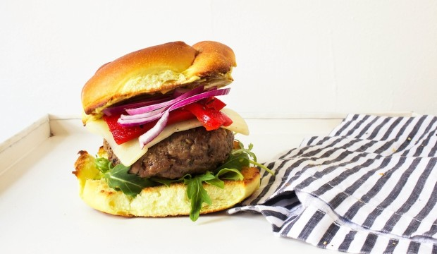 burger recipe ideas