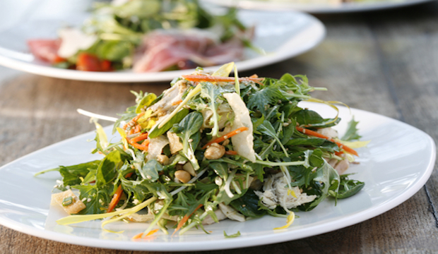 Tender Greens Culver City Recommended By Omari Hardwick