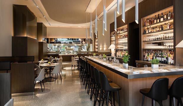 Nougatine at Jean Georges: Recommended by: Linda Wells (Editor-in-Chief, Allure), Glenda Bailey (Editor-in-Chief, Harper's Bazaar)