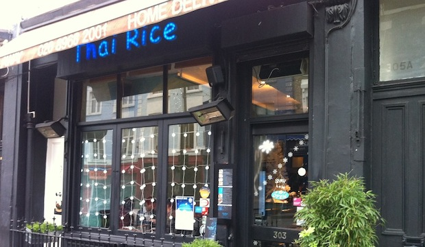 Thai Rice: Recommended by: Rachel Lefevre (Actress)