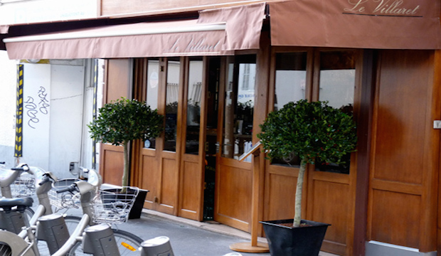 Le Villaret: Recommended by: Linda Wells (Editor-in-Chief, Allure)