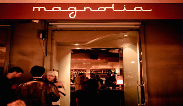 Magnolia Restaurant: Recommended by: Karla Souza (Actress)