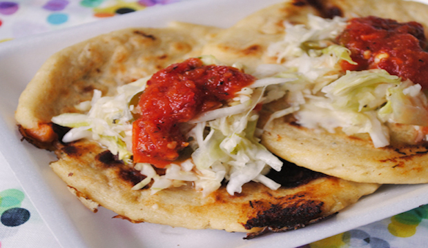 Delmy's Pupusas: Recommended by: John Cho (Actor)